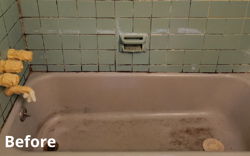 Bathtub Before 1